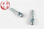 Sealing bolts for watthour meters